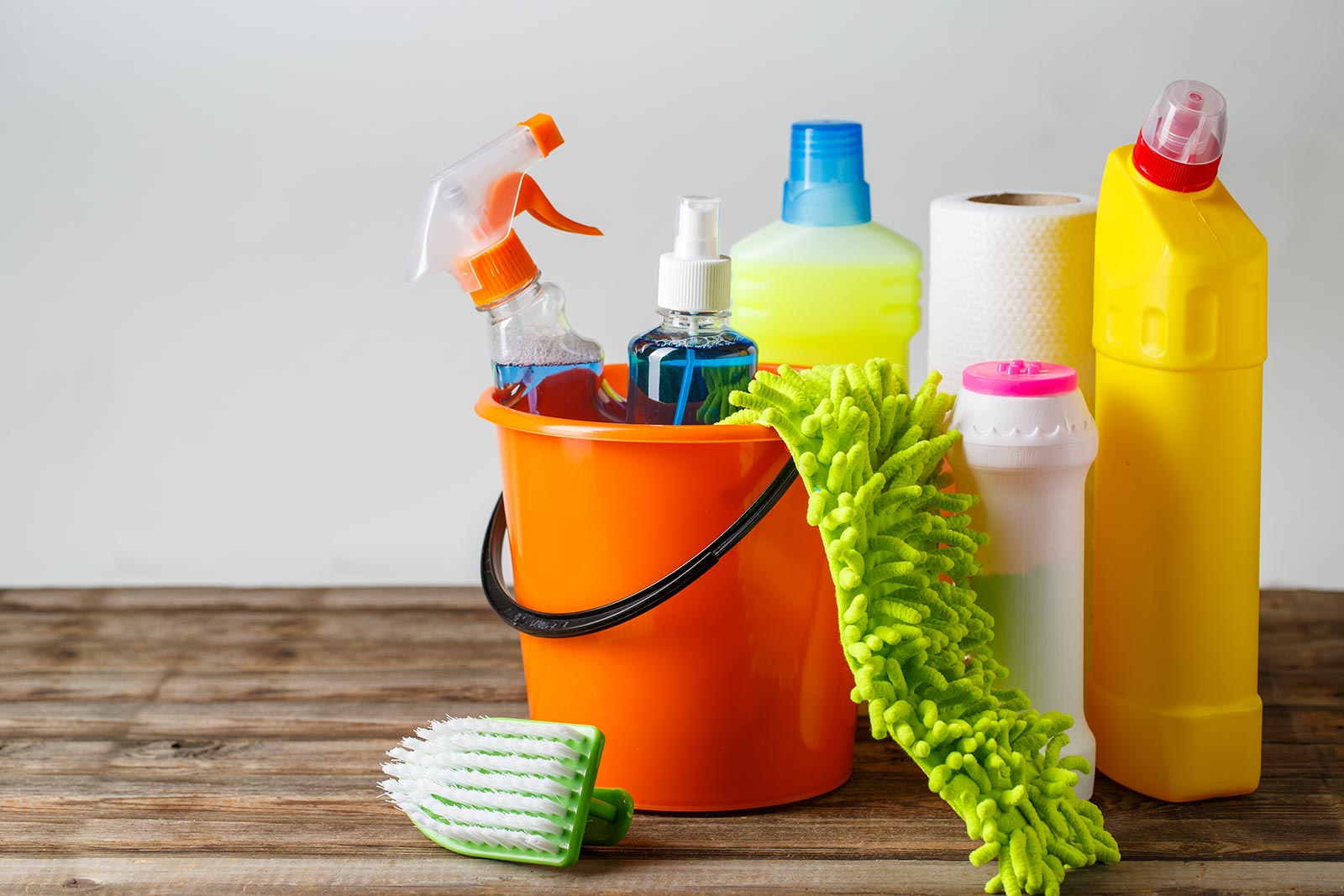 Spring Cleaning Tips to Spark Joy