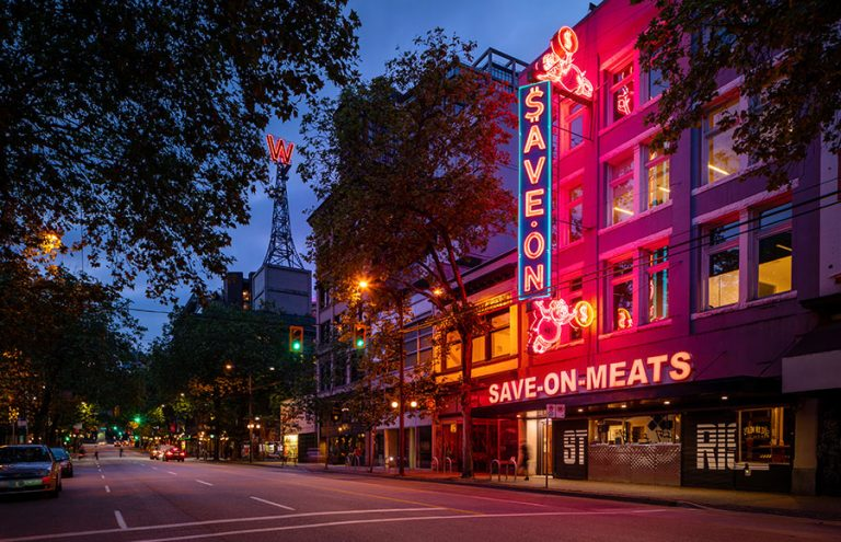 Save on Meats, Vancouver, British Columbia | Anthem United